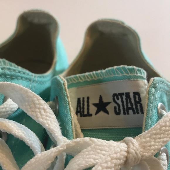 2converse all star tiffany